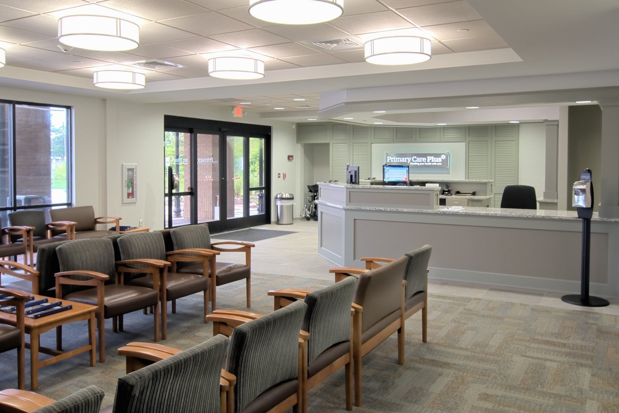 Primary Care Plus Clinic Baton Rouge   Portfolio   Rozas Ward