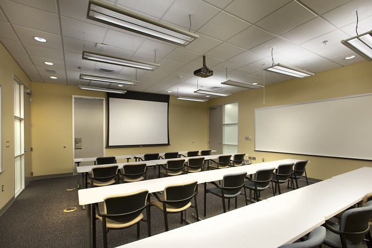 LSU Health Sciences Center Classroom