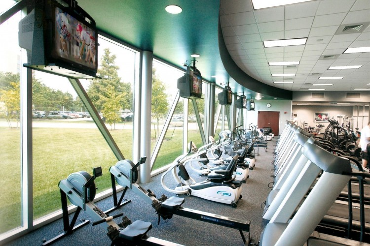 West Jefferson Wellness Center health club