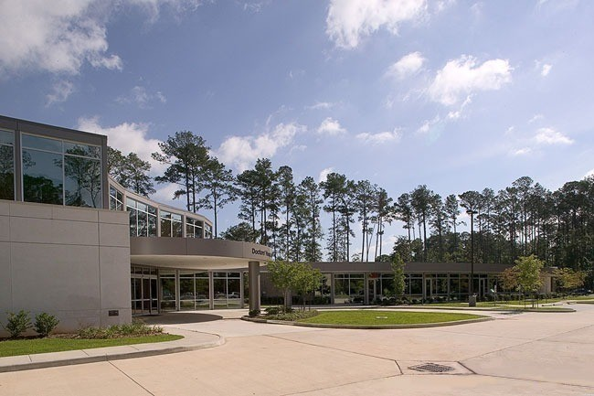 Doctor's Hospital of Slidell architecture