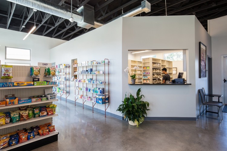 Pharmacy Industrial Design