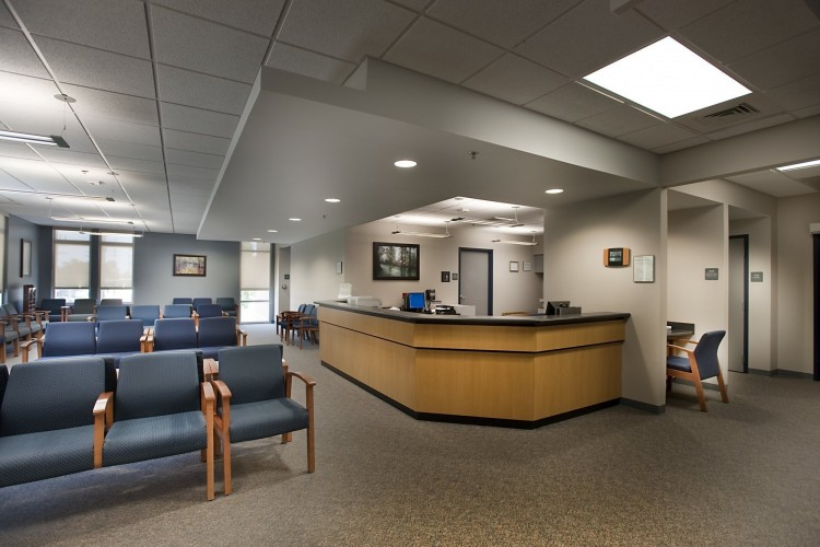 Gulf Coast Surgical Center reception