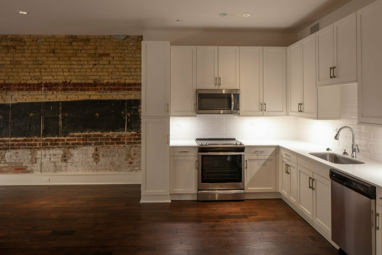 RESIDENTIAL EXPOSED BRICK