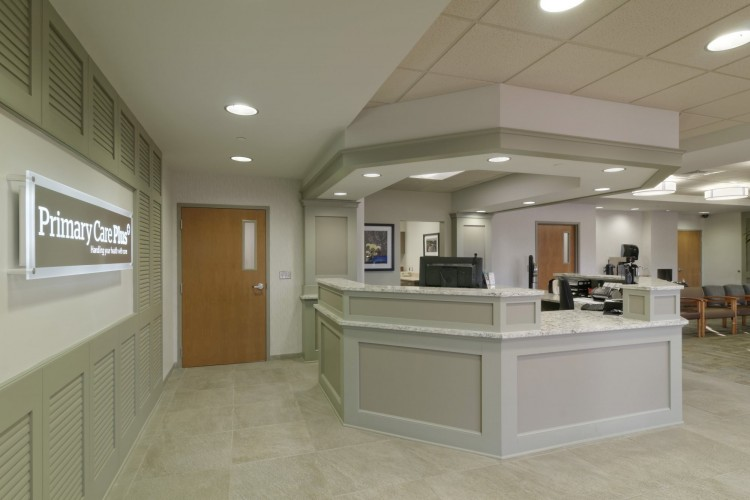 Primary Care Plus Clinic Baton Rouge design and architecture