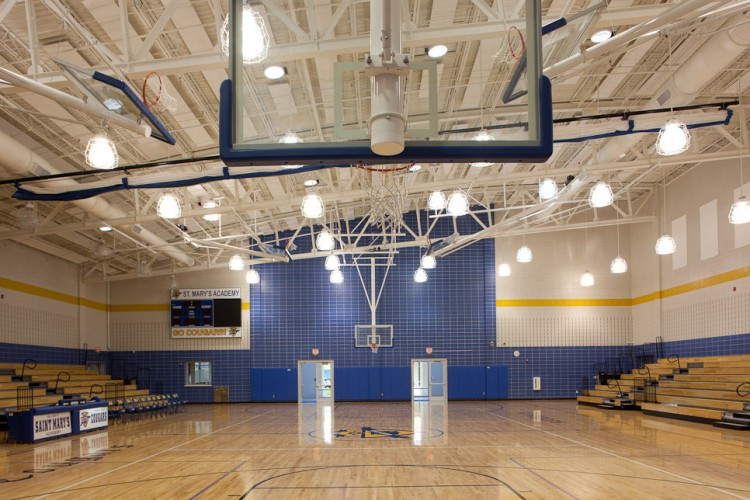 St. Mary's Academy High School Gymnasium